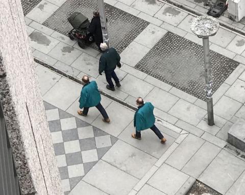 Збій у матриці: люди, які зустріли своїх двійників (ФОТО)