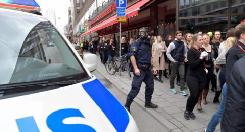 Поліція затримала підозрюваного в теракті у Стокгольмі