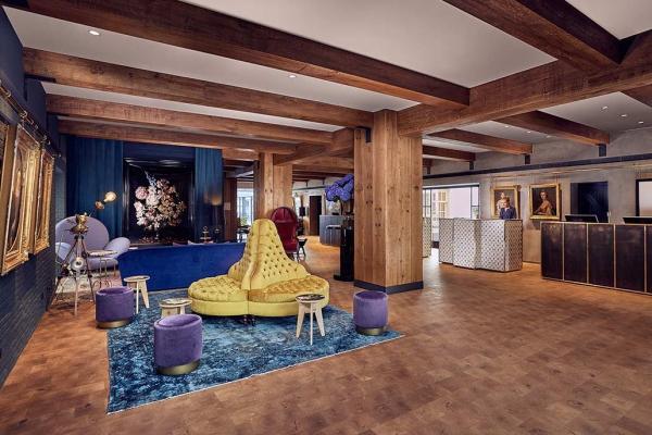 Готелі, які можуть змагатися з музеями (ФОТО)
