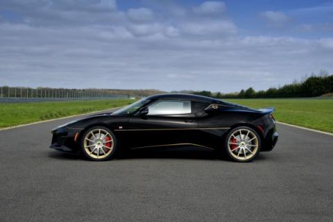 Lotus показав спецверсію спорткара Evora (ФОТО)