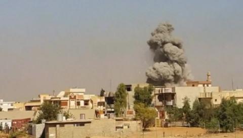 Бойовики ІД застосували проти мирного населення в Мосулі отруйний газ