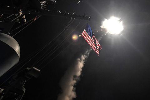 Світові лідери підтримали бомбардування авіабази в Сирії