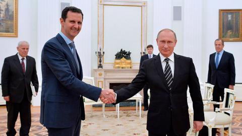 Сенатори США планують створити трибунал по Сирії
