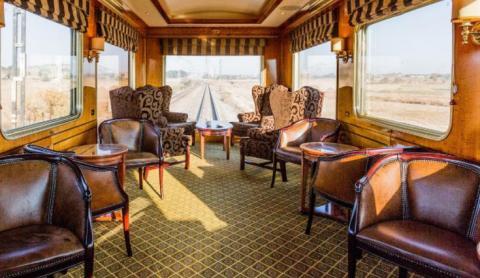 Найрозкішніші потяги світу, про які можна тільки мріяти (ФОТО)