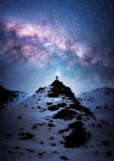 Фотографи показали приголомшливе зоряне небо Нової Зеландії (ФОТО)