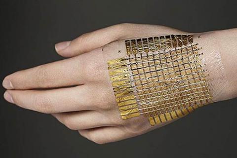 Нова розробка: як перетворюють людське тіло в дисплей (ВІДЕО)
