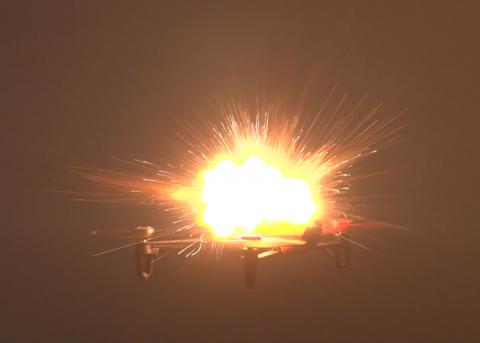 У Нідерландах відбудеться турнір на виживання серед дронів (ВІДЕО)