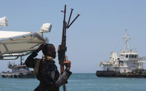 Cомалійські пірати могли захопити судно під прапором Тувалу