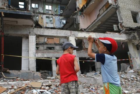 Багатьом дітям з Донбасу необхідна психологічна допомога, - ЮНІСЕФ