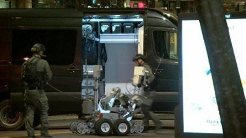 Норвегія: у столиці виявили вибуховий пристрій (ФОТО)