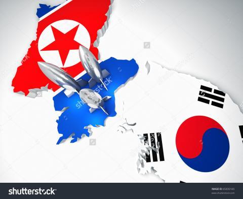 США надсилають  військовий флот до Північної Кореї