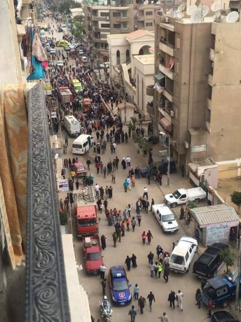 Теракти в Єгипті: десятки людей загинуло (ФОТО)