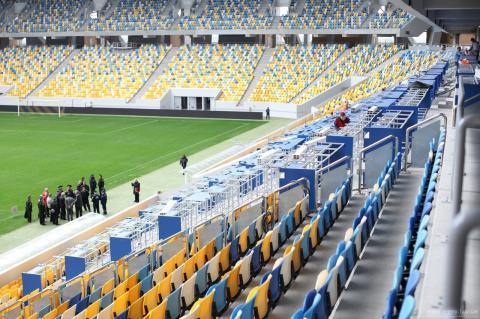Спільними силами: Львів допомагає у підготовці до Євробачення