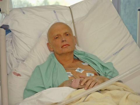Офіцерів, які розслідують вбивство Литвиненка, намагалися отруїти у Росії