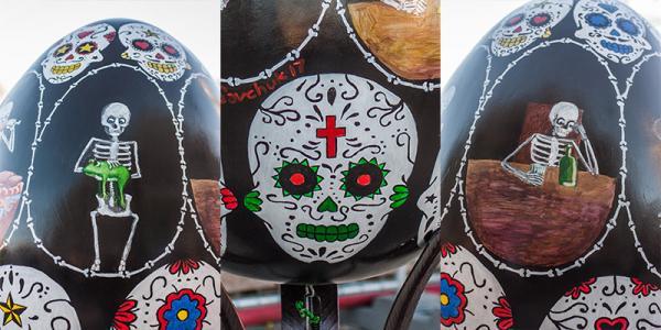 7 смертних гріхів зобразили на писанках (ФОТО)
