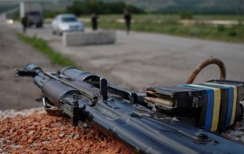 Двоє український бійців отримали поранення в зоні АТО