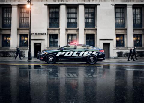 В США створили гібридний поліцейський автомобіль