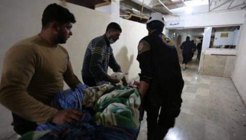 В Гаазі зачекалися: США вказали на явний російський слід у хіматаці у Сирії