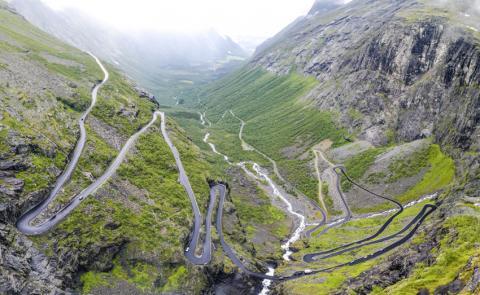 Найнебезпечніші дороги у світі, від яких захоплює подих (ФОТО)