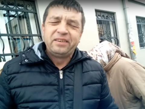 У Бориславі волонтер без документів збирав гроші для бійців АТО (ФОТО+ВІДЕО)