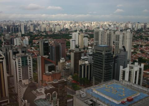 У Бразилії вийшов додаток для замовлення аеро-таксі