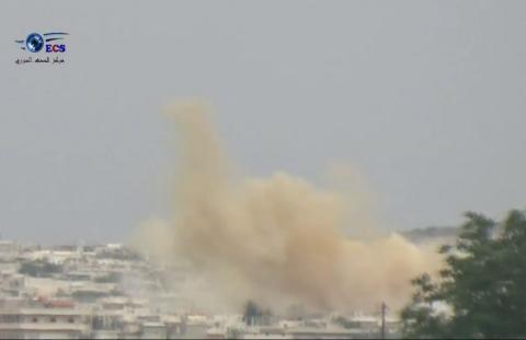 Режим Асада знову застосував хімічну зброю проти мирного населення (ФОТО, ВІДЕО)