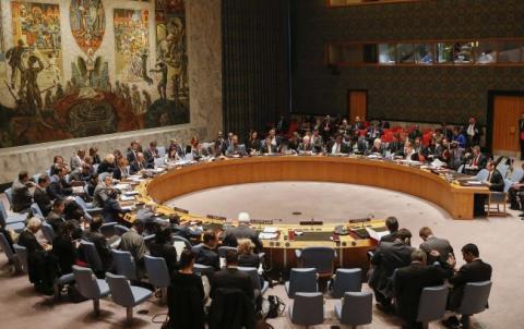 Росія знову заблокувала резолюцію Радбезу ООН щодо Сирії