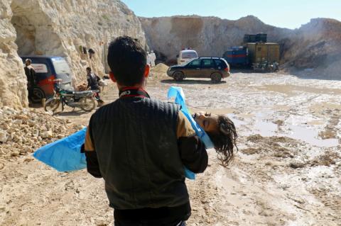Розвідка США перехопила розмову військових Асада про підготовку хімічної атаки