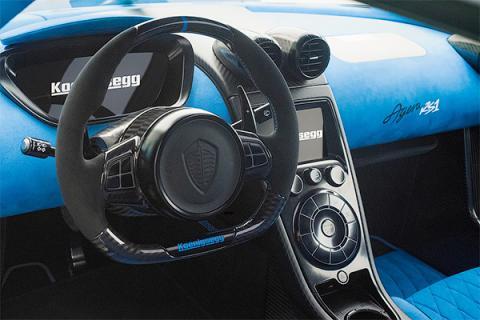 $2,5 млн за автівку: Koenigsegg показав найпотужніший гіперкар Agera RS (ФОТО)