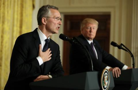 Україна стала темою для обговорень США і НАТО