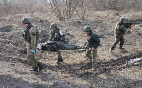 У зоні АТО терористи обстріляли ЗСУ