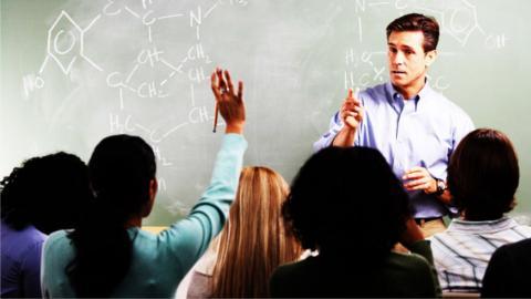 Викладачі домагалися учнів в елітній школі