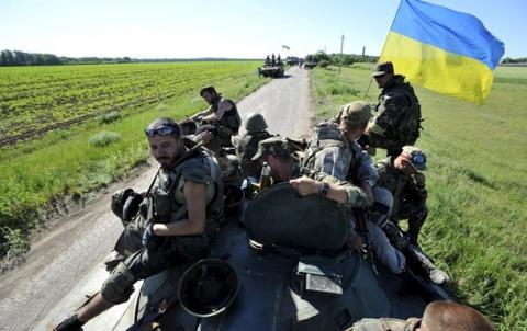 Ситуація в зоні АТО: бойовики били із заборонених мінометів
