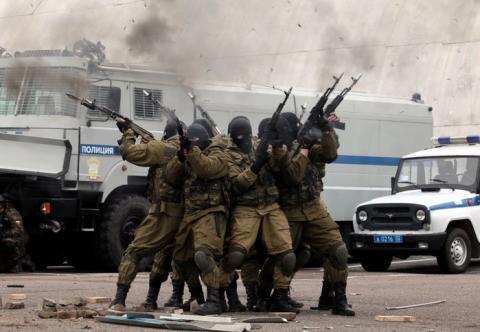 У Санкт-Петербурзі чергові арешти активістів