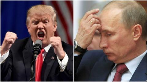 США готується до жорстокої розмови з Путіним