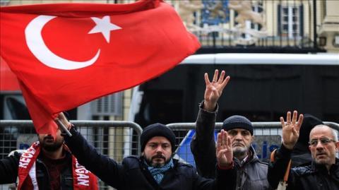 У Стамбулі протестують проти розширення повноважень президента