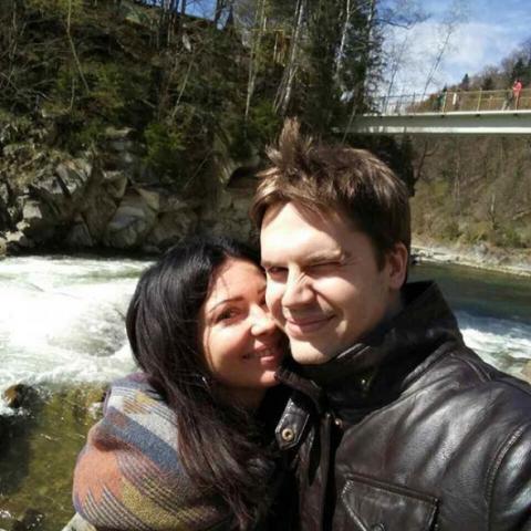 Українська співачка Лама зустрічається з 24-річним чоловіком  (ФОТО)