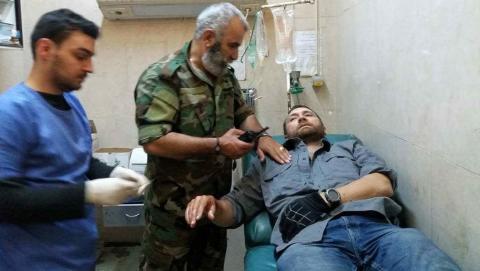 У Сирії поранили пропагандистів Кремля (ФОТО)
