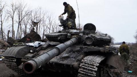 Ситуація у зоні АТО: бойовики атакують приморський напрямок