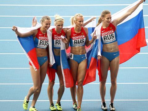 Збірну РФ остаточно відсторонили від ЧС з легкої атлетики