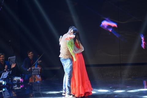 Джамала виконала нову пісню для коханого (ФОТО+ВІДЕО)