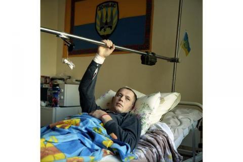 Фотограф зібрав 400 000 доларів для українських військових (ФОТО)