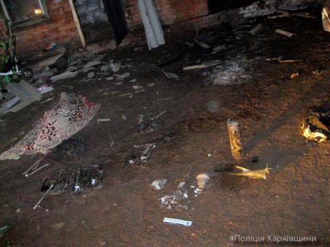 На Харківщині, через халатність батька, загинув хлопчик (ФОТО)