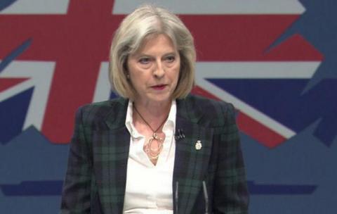 Прем'єр Британії призначила дострокові вибори