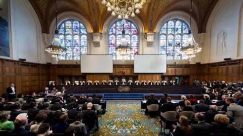 Гаазький суд готовий оголосити запобіжні заходи щодо Росії