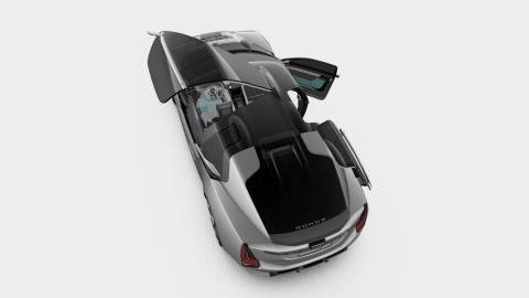 Koenigsegg презентував свій електричний суперкар (ФОТО)