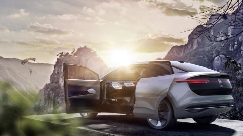 VW розсекретив футуристичний кросовер I.D. Crozz (ФОТО)