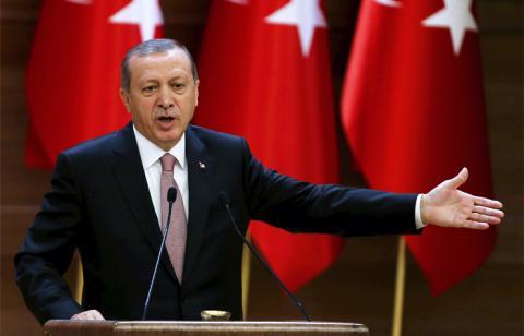 Ердоган звинуватив Обаму в обмані і підтримці терористів