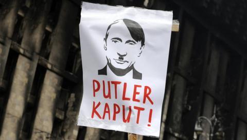"""""""Хто такий Путін?"""": бійці АТО вигадали нову жартівливу пісню (ВІДЕО)"""