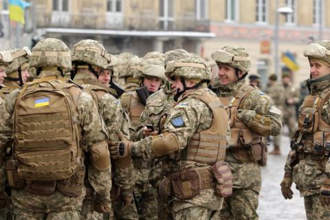 В Україні набув чинності Закон про реєстр військовозобов'язаних